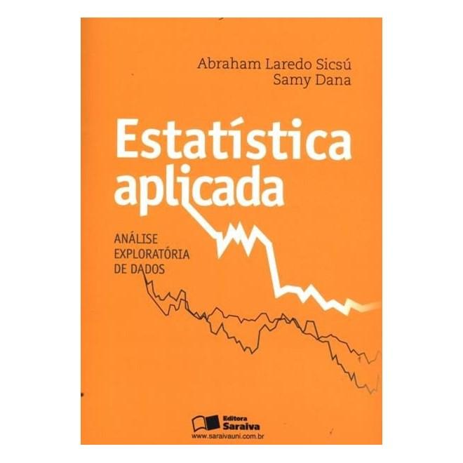 Livro - Estatística Aplicada - Sicsú
