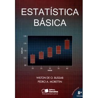 Livro - Estatística Básica - Bussab