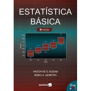 Livro - Estatística Básica - Morettin