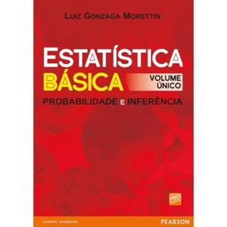 Livro - Estatística Básica - Probabilidade e Inferência - Morettin