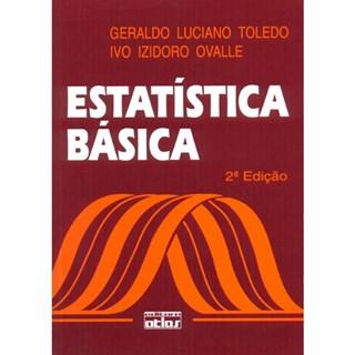 Livro - Estatística Básica - Toledo