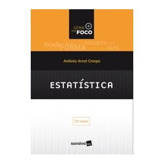Livro - Estatística - CRESPO 20º edição