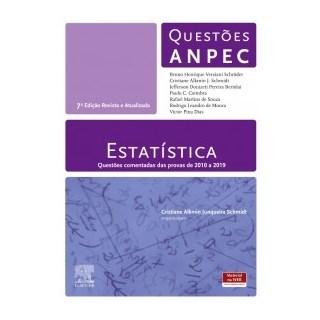Livro - Estatística - Questões Anpec - Schmidt