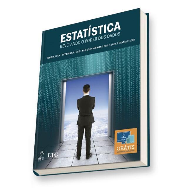 Livro - Estatística Revelando o Poder dos Dados - Alli