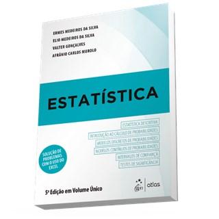Livro - Estatística - Silva