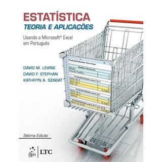 Livro - Estatística - Teoria e Aplicações - Levine