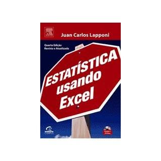 Livro - Estatística Usando Excel - Lapponi