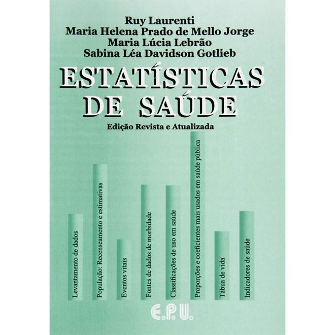 Livro - Estatísticas de Saúde - Laurenti