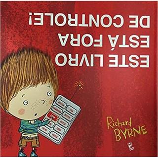 Livro - Este Livro Está Fora de Controle - Byrne