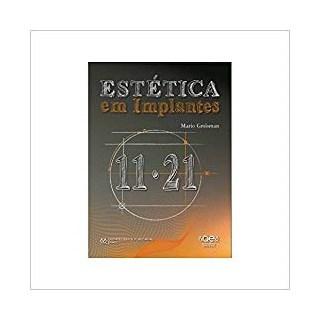Livro - Estética em Implantes - Groisman - Santos