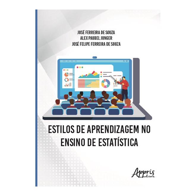 Livro - Estilos de Aprendizagem no Ensino de Estatística - Souza