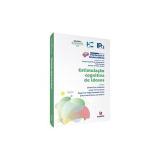 Livro - Estimulação cognitiva de idosos - Yokomizo 1º edição