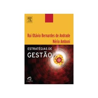Livro - Estratégias de Gestão - Andrade