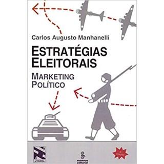 Livro - Estratégias Eleitorais - Manhanelli - Summus