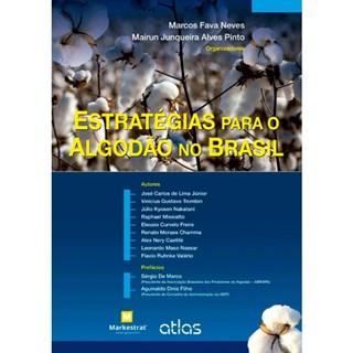 Livro - Estratégias Para o Algodão no Brasil - Neves