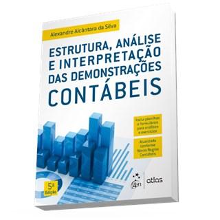 Livro - Estrutura, Análise e Interpretação das Demonstrações Contábeis - Silva