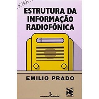 Livro - Estrutura da Informação Radiofônica - Prado - Summus