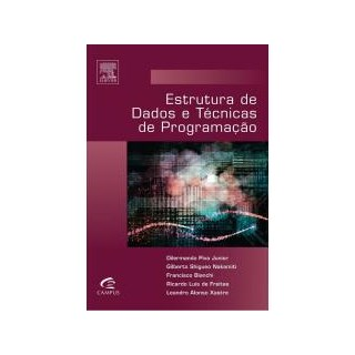 Livro - Estrutura de Dados e Técnicas de Programação - Bianchi
