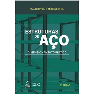 Livro - Estruturas de Aço Dimensionamento Prático - Pfeil