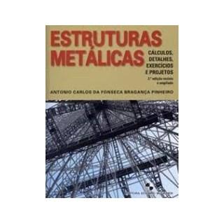 Livro - Estruturas Metálicas - Pinheiro