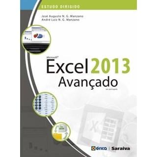 Livro - Estudo Dirigido - Microsoft  Excel 2013 Avancado - Manzano