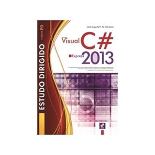 Livro - Estudo Dirigido - Visual C# - Express 2013 - Manzano