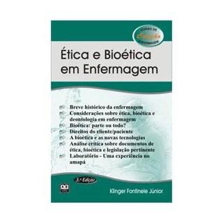 Livro - Ética e Bioética em Enfermagem - Fontinele