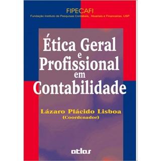 Livro - Ética Geral e Profissional em Contabilidade - Fipecafi