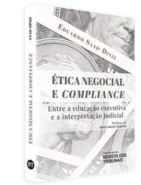 Livro Etica Negociavel E Compliance Diniz