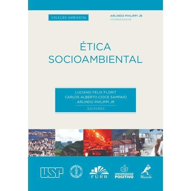Livro - Ética SócioAmbiental - Florit