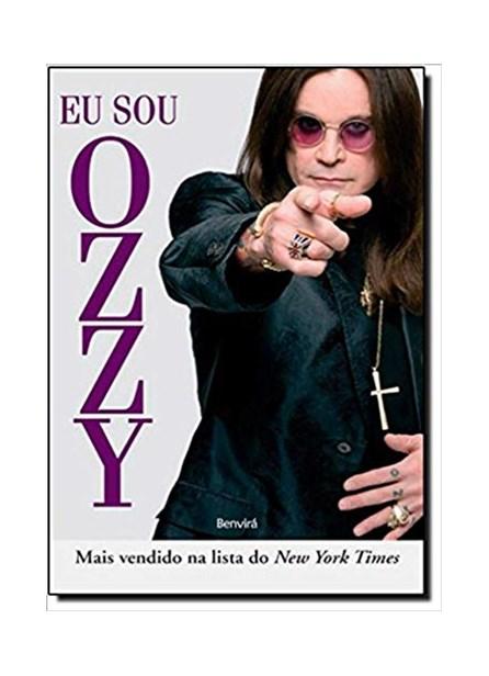 Livro - Eu Sou Ozzy - Osbourne