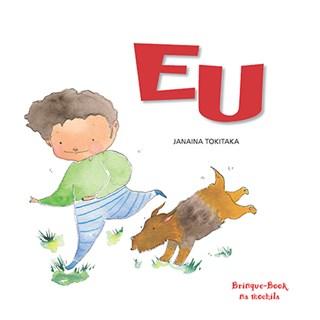 Livro - EU - Tokitaka - Brinque-Book
