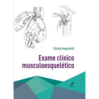 Livro - Exame Clínico Músculoesquelético - Hoppenfeld