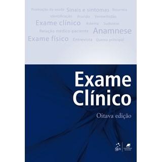 Livro - Exame Clínico - Porto - Guanabara