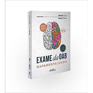 Livro - Exame da OAB Mapamentalizado - Trigueiros