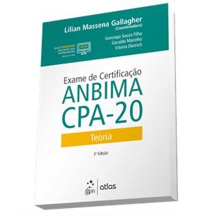 Livro - Exame de Certificação Anbima CPA-20 - Gallagher