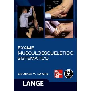 Livro - Exame Musculoesquelético Sistemático - Lange - Lawry @@