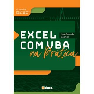 Livro - Excel com VBA na Prática - Chamon