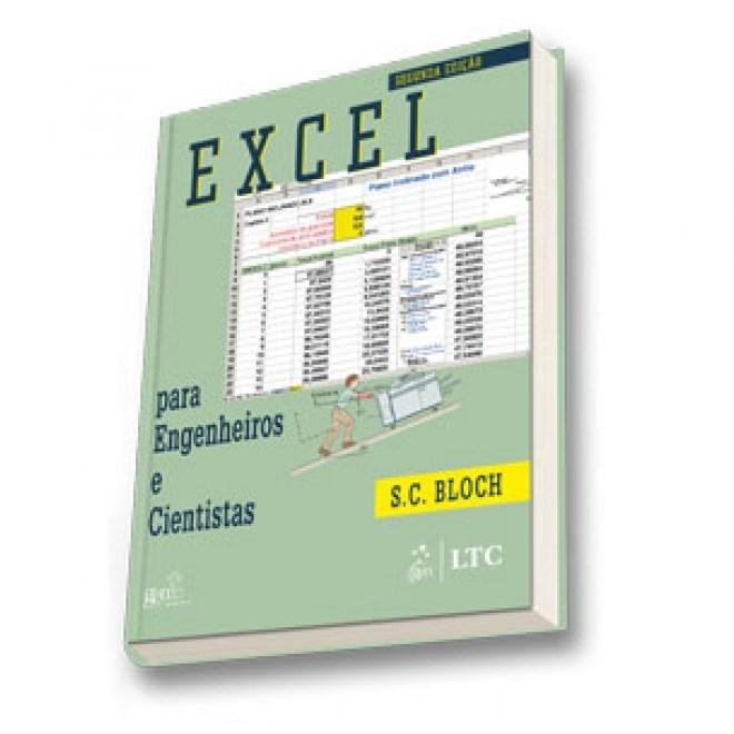 Livro - Excel para Engenheiros e Cientistas - Bloch