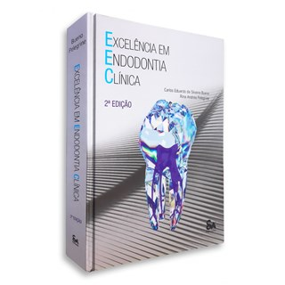 Livro - Excelência em Endodontia Clínica - Bueno - Santos