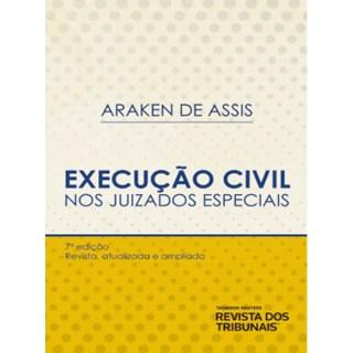 Livro - Execução Civil nos Juizados Especiais - Assis