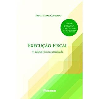 Livro Execução Fiscal - Conrado - Noeses