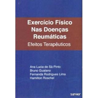 Livro - Exercício Físico nas Doenças Reumáticas - Pinto
