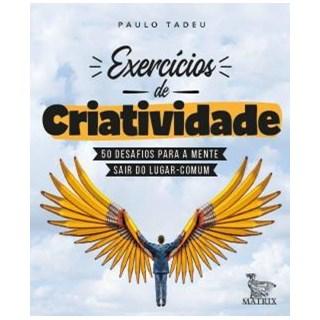 Livro - Exercícios de Criatividade - Tadeu - Baralho