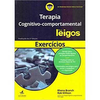 Livro - Exercícios de Terapia Cognitivo- Comportamental para Leigos - Willson