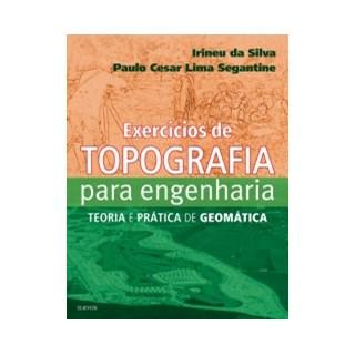 Livro - Exercícios de Topografia para Engenharia - Silva
