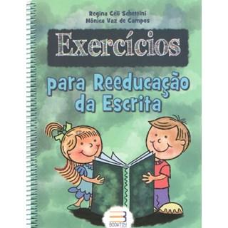 Livro - Exercícios para Reeducação da Escrita -Schettinni