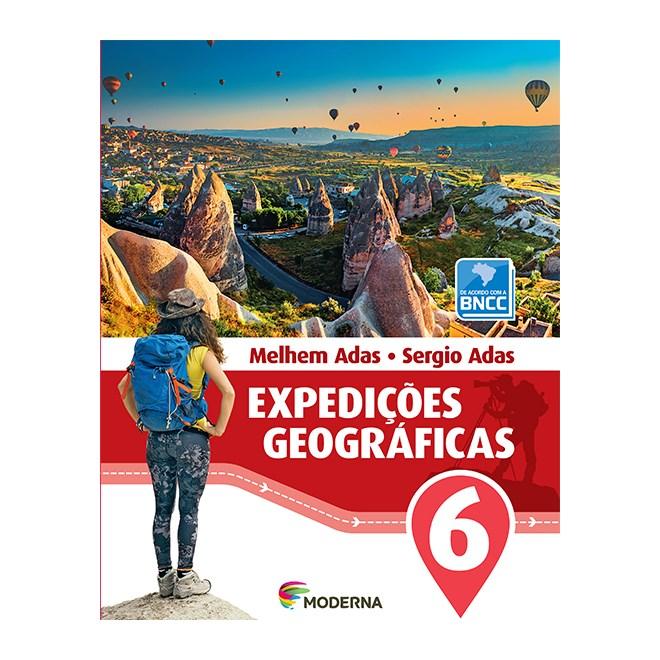 Livro - Expedições Geográficas - 6 Ano - Adas