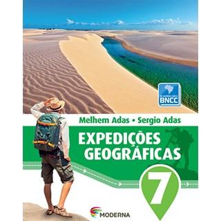 Livro - Expedições Geográficas - 7 Ano - Adas