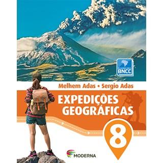 Livro - Expedições Geográficas - 8 Ano - Adas